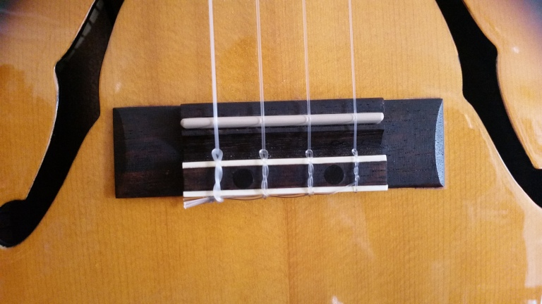 4 Strings and no bow